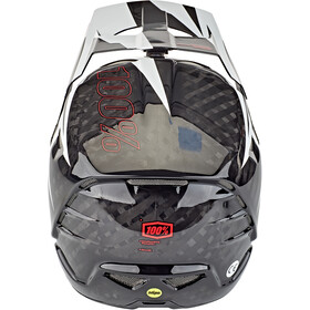 100% Aircraft DH Casco incl. MIPS, rapidbomb/white
